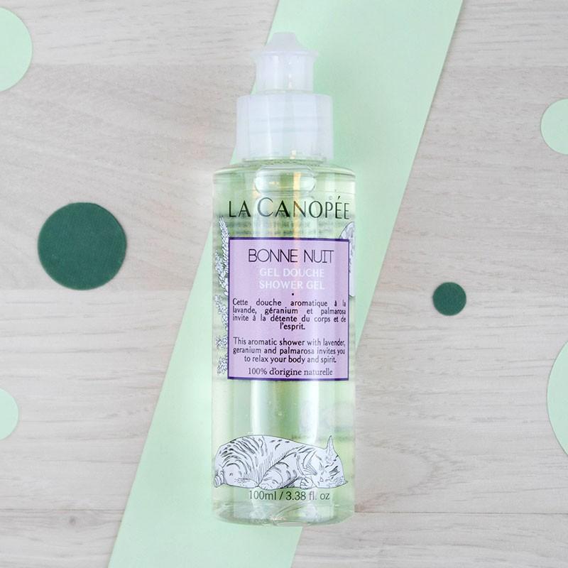 Gel douche Bonne nuit - 100 ml La Canopée | GreenMeow