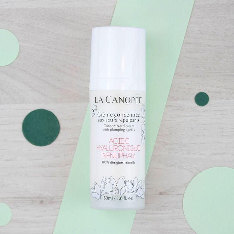 Crème concentrée aux actifs repulpants La Canopée | GreenMeow