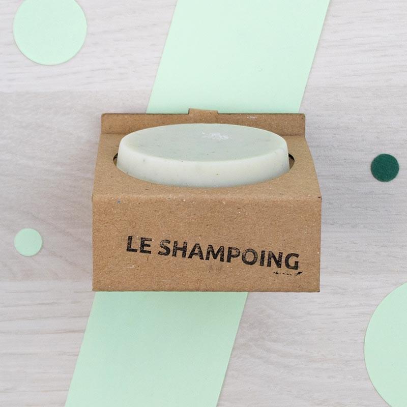 Le Shampoing Lîdjeu! | GreenMeow