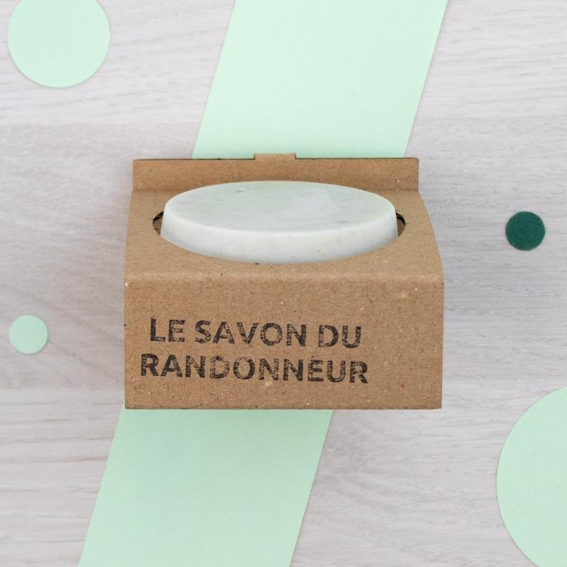 Le savon du Randonneur Lîdjeu! | GreenMeow