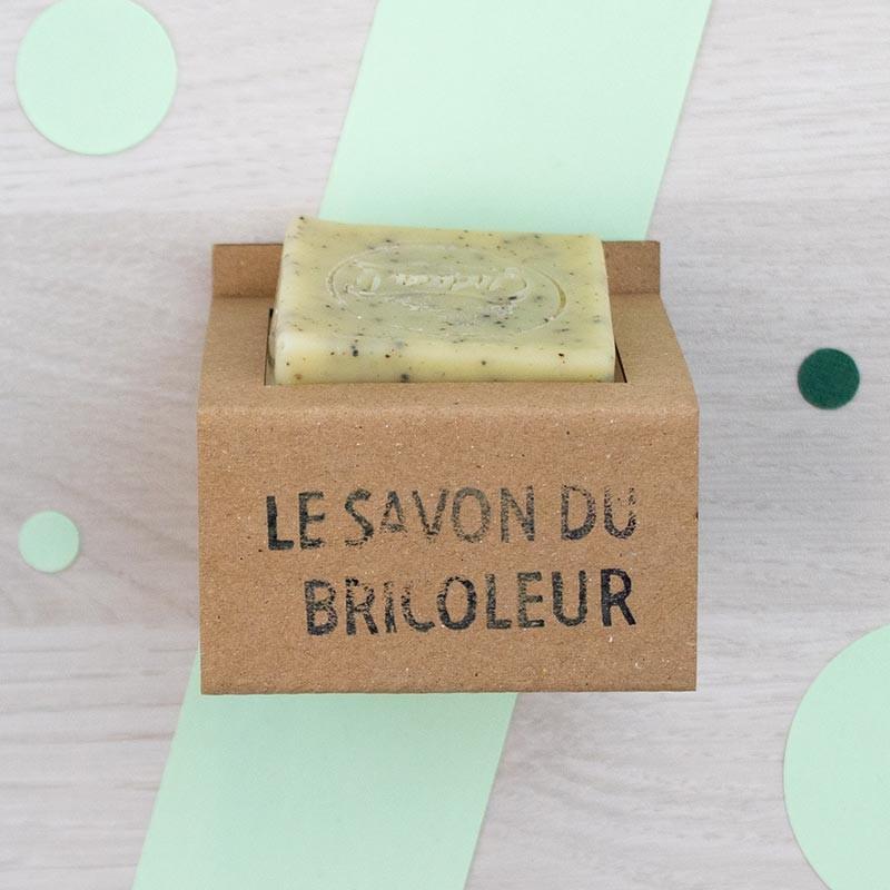 Le savon du Bricoleur Lîdjeu! | GreenMeow