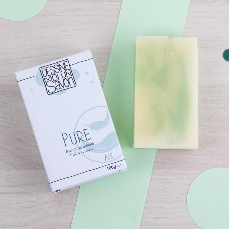 Pure Savon Dessine moi un savon | GreenMeow