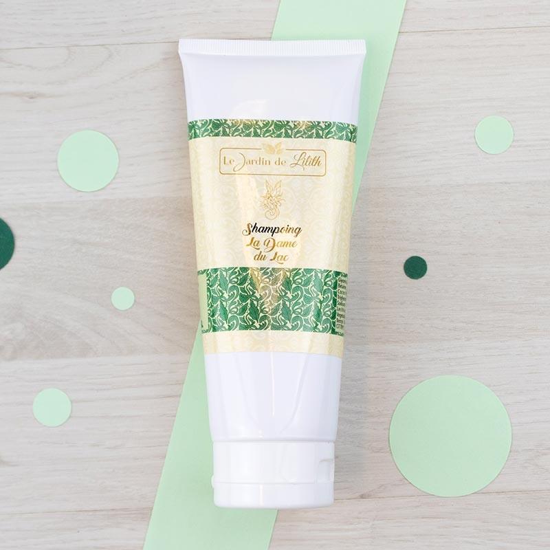 Shampoing crème La Dame du Lac Le Jardin de Lilith | GreenMeow