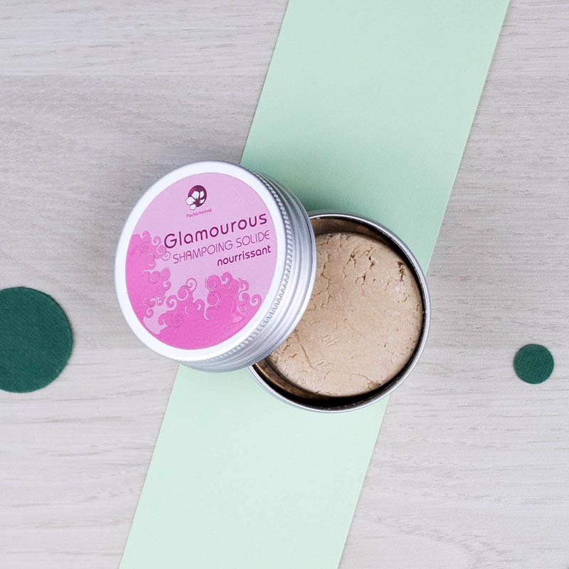 Shampoing solide Glamourous voyage Pachamamaï | GreenMeow