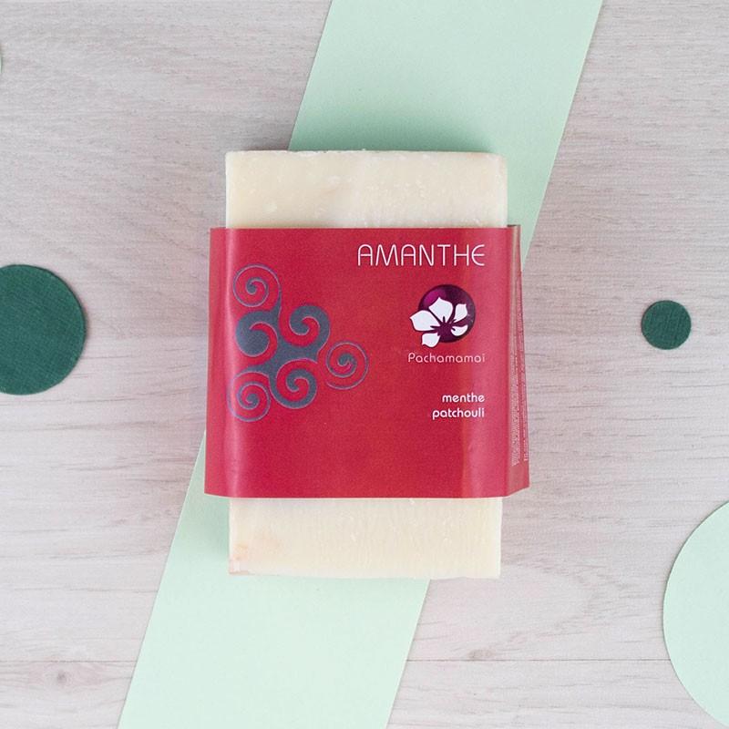 Savon Amanthe Pachamamaï | GreenMeow