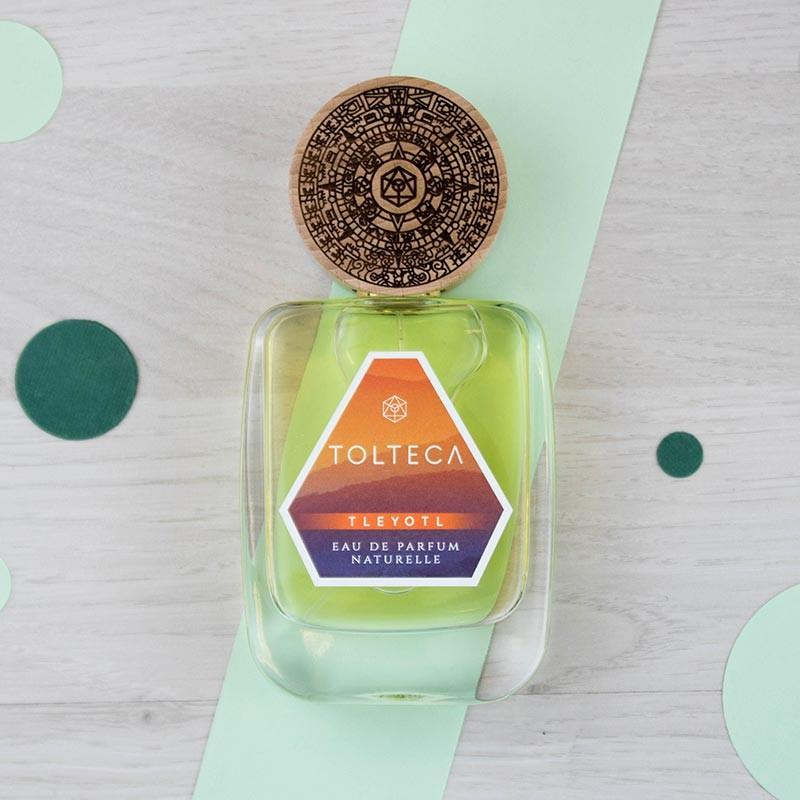 TLEYOTL parfum vegan Tolteca | GreenMeow