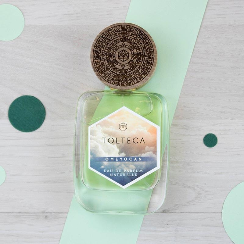 OMEYOCAN parfum vegan Tolteca | GreenMeow