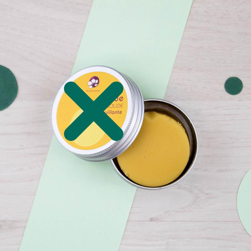 Nüe Démaquillant nettoyant solide voyage Pachamamaï | GreenMeow