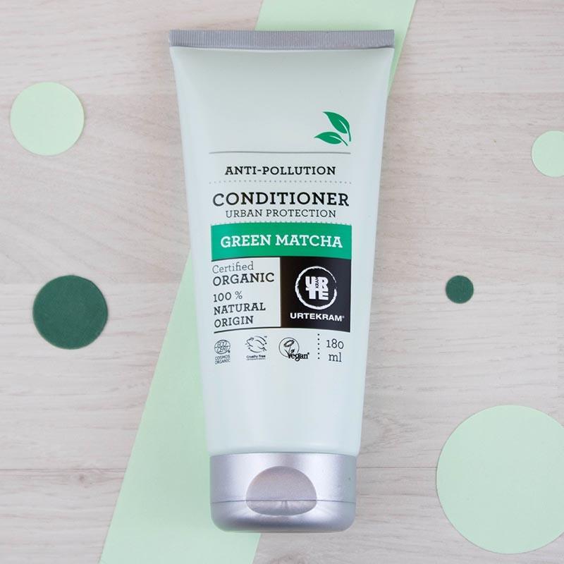 Après-shampoing Green Matcha Urtekram | GreenMeow