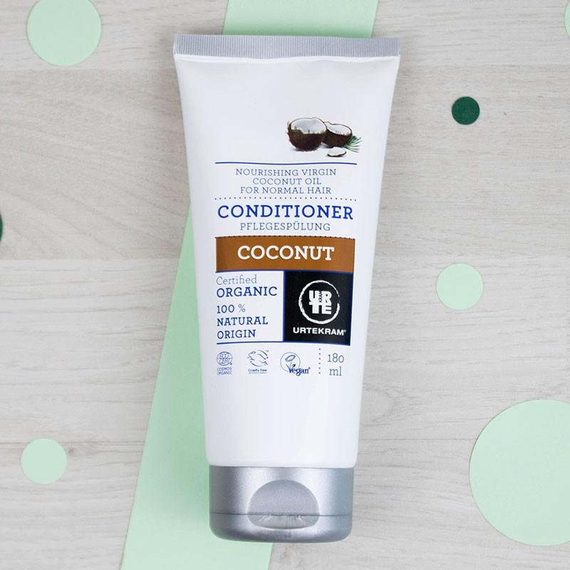 Après-shampoing Noix de coco Tube Urtekram | GreenMeow