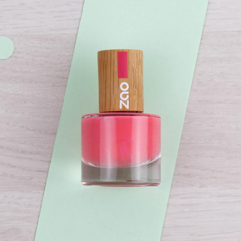 Vernis à Ongles 10-free Zao | GreenMeow