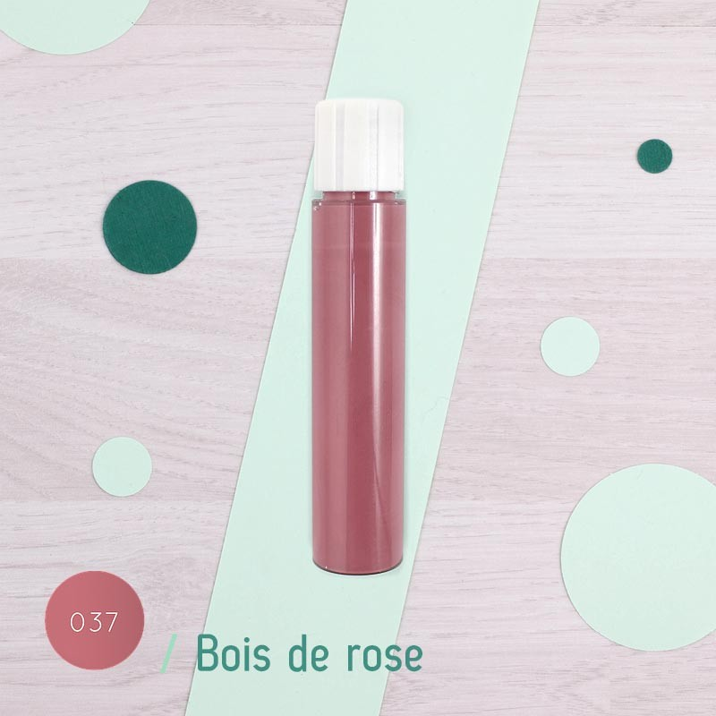 Recharge Vernis à Lèvres rechargeable Zao GreenMeow