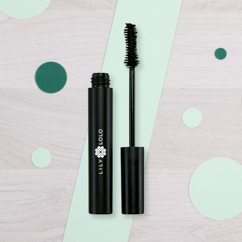 Mascara naturel Big Lash Noir Lily Lolo | GreenMeow